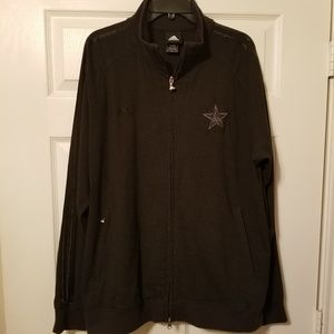 Adidas All Star Jacket size large all black